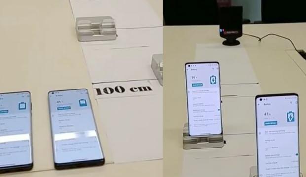 Xiaomi'nin havadan şarj teknolojisine rakip: Motorola One Hyper