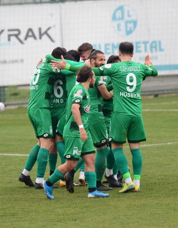 52 Orduspor FK: 2-1