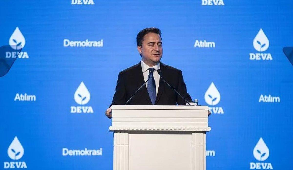 Ali Babacan ı eleştiren DEVA Partisi kurucularından Musa Malik Yıldırım a disiplin soruşturması #3