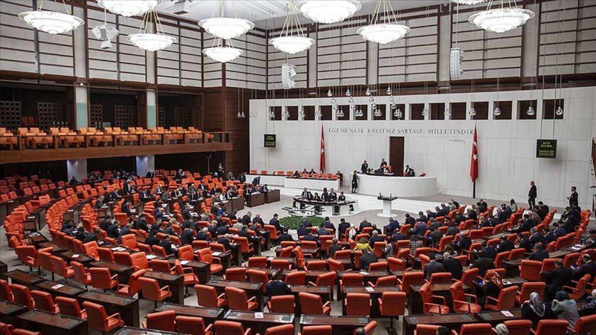 Anayasa Komisyonu Başkanı Bozdağ: Bin 347 milletvekili fezlekesi inceleniyor #1