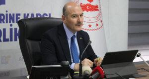 Bakan Soylu: '2020 sonu itibariyle trafik kazaları can kaybı sayısı 4 bin 866 olarak gerçekleşti'