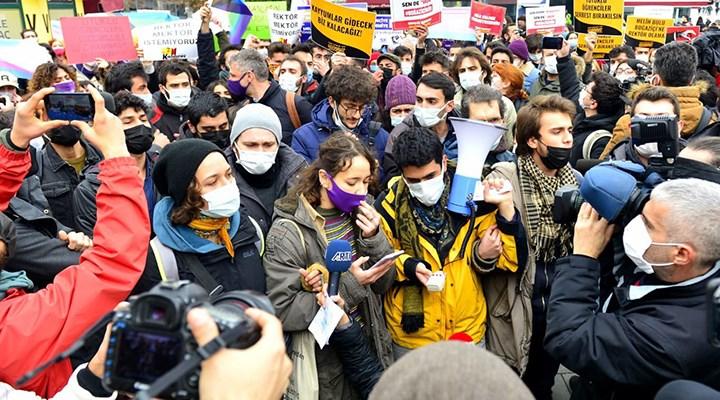 Boğaziçi hakim karşısında: Tutuklu öğrenciler hakkında tahliye kararı!