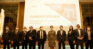 Diyarbakır'da, Rusya'nın İvanovo Bölgesi Yatırım Çekme Ajansı ile 'İyi Niyet Sözleşmesi' imzalandı