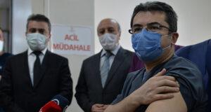 Erzurum Valisi Okay Memiş'in Covid-19 testi pozitif çıktı
