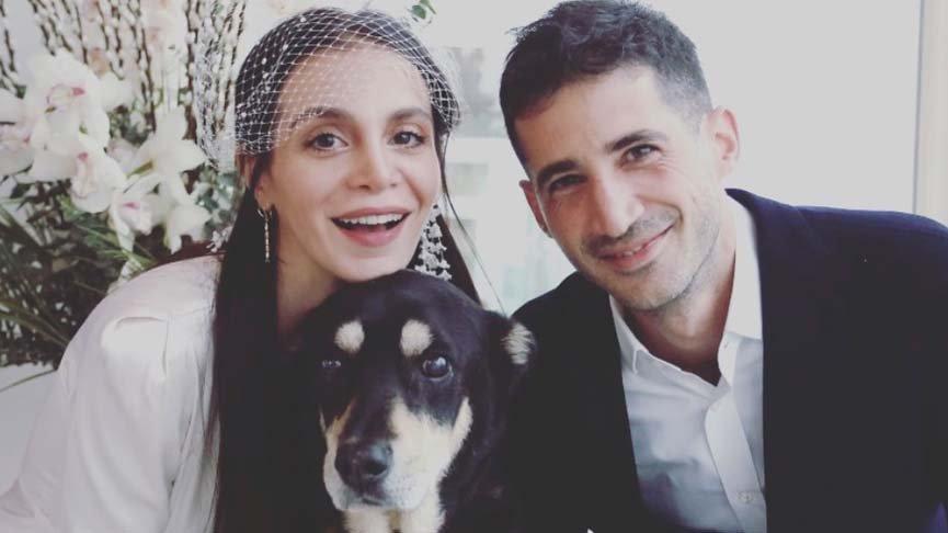 Cemre Kemer ile Emir Medine evlendi