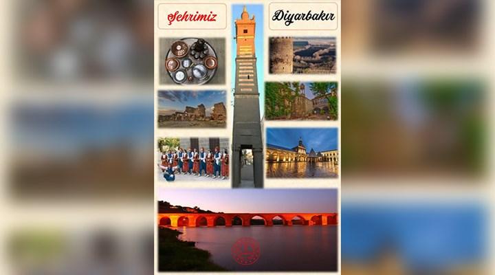 MEB'in 'Şehrimiz Diyarbakır' kitabından: Bakü Türkçesi konuşulur