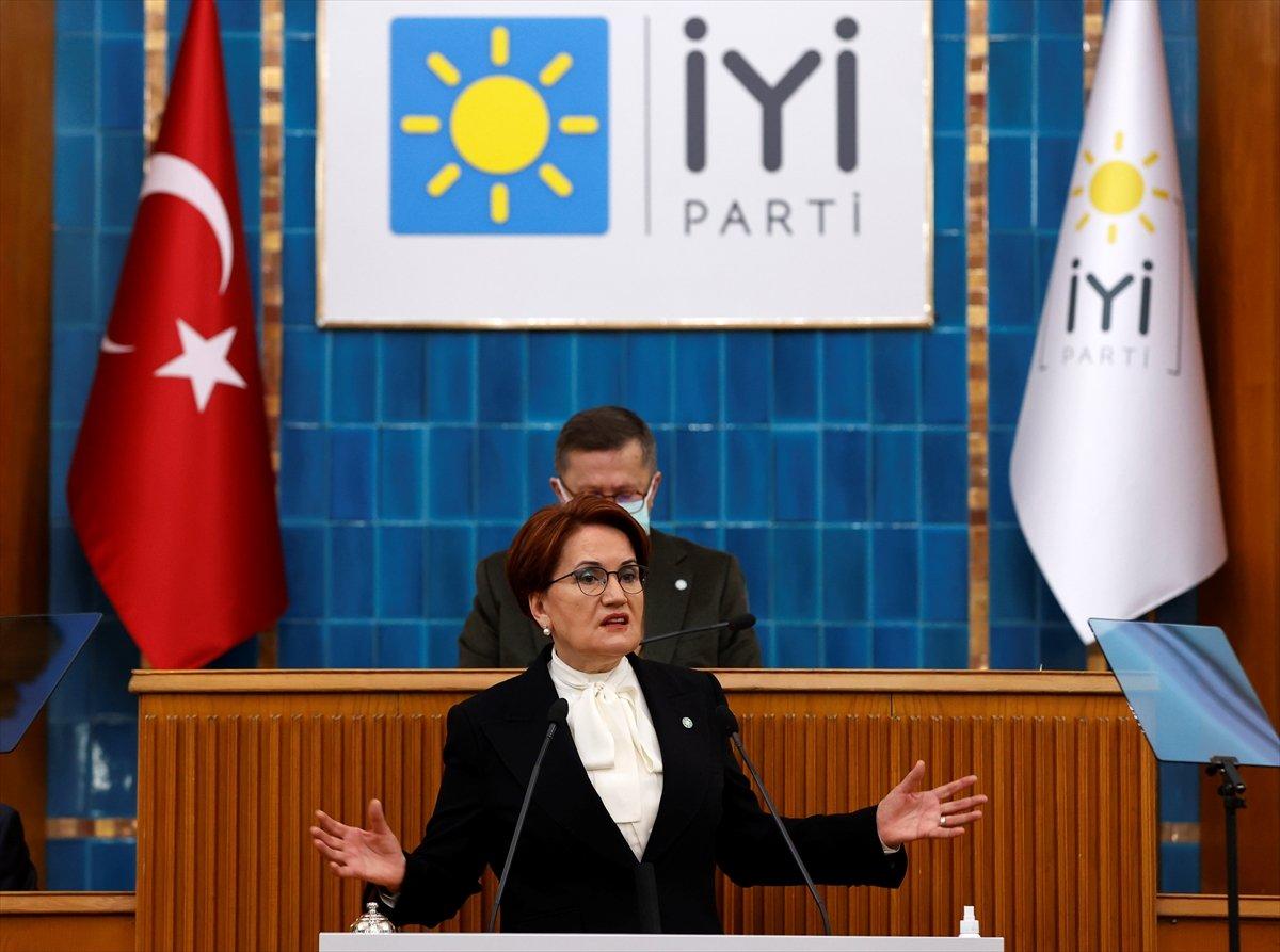 Meral Akşener, İyi Parti grup toplantısında konuştu #2