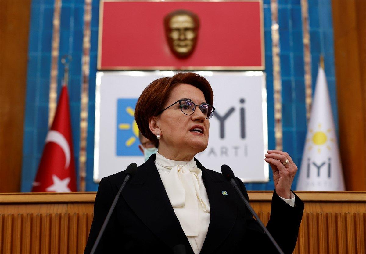 Meral Akşener, İyi Parti grup toplantısında konuştu #4