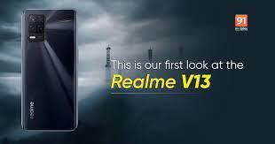 Realme V13 piyasaya hazırlanıyor