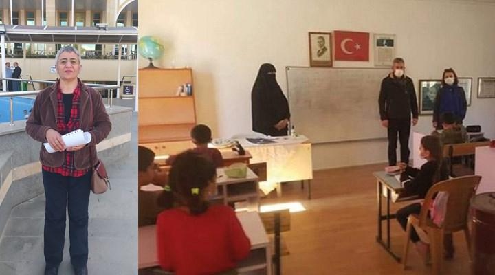 SOL Parti'den Finike İlçe Milli Eğitim Müdürü Cengiz Coşkun hakkında suç duyurusu