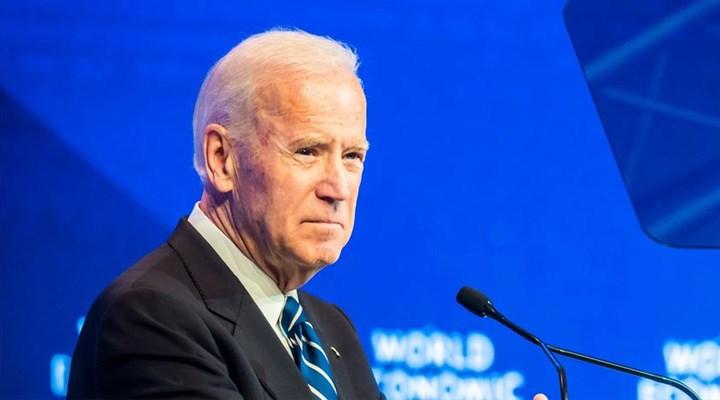 Adalet Bakanlığı'ndan Joe Biden açıklaması