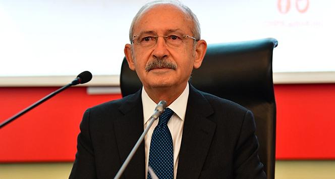 CHP lideri Kılıçdaroğlu'ndan Bakan Gül'e başsağlığı