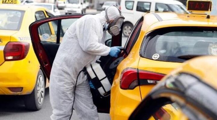 İstanbul Taksiciler Esnaf Odası Başkanı: Her gün bir meslektaşımız ölüyor, esnafımız aşılanmalı