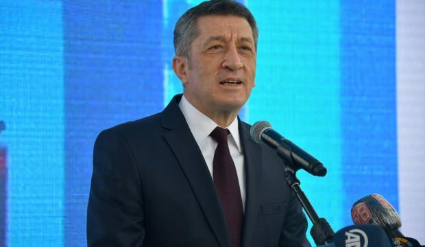 Milli Eğitim Bakanı Ziya Selçuk'tan son dakika uzaktan eğitim açıklaması!