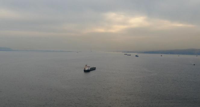 Yük gemisinde Covid-19 paniği