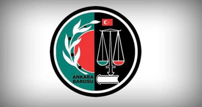 Ankara Barosundan İsrail'e tepki