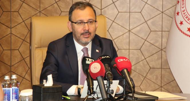 Bakan Kasapoğlu: 'Engelli vatandaşlarımızın pek çok başarının altında imzasının olduğunu görüyoruz'