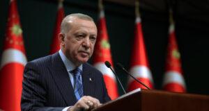 Cumhurbaşkanı Erdoğan'dan Bıden ve İsrail'e sert tepki!