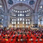 fatih-camii-nde-fatih-sultan-mehmet-han-icin-mevlit-okutuldu