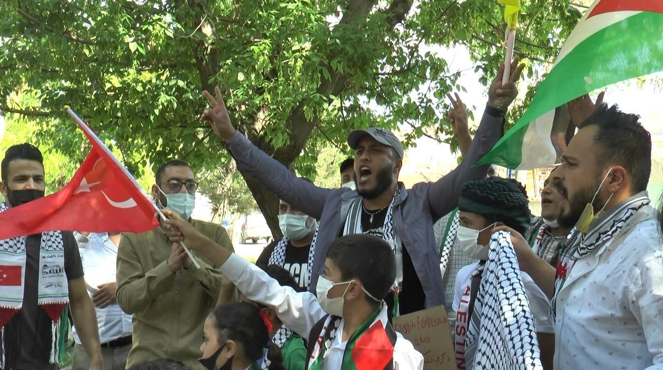 Filistinliler Topluluğu Başkan Yardımcısı Sayid: 'İsrail vurdukça biz çoğalacağız''