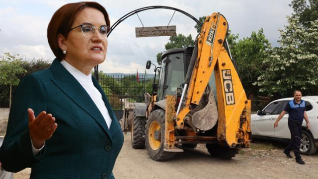 Akşener'den İYİ Partili Lütfü Türkkan'ın kaçak çiftliğinin yıkılmasına ilk yorum: Kim nerede ne yapmışsa hepsini rezil edeceğim