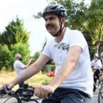 bakan-kurum-bisiklet-etkinligine-katildi