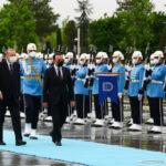 cumhurbaskani-erdogan-gurcistan-basbakani-garibashvili-yi-resmi-torenle-karsiladi
