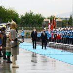 cumhurbaskani-erdogan-gurcistan-basbakani-garibashvili-yi-resmi-torenle-karsiladi-60b67a465cff5