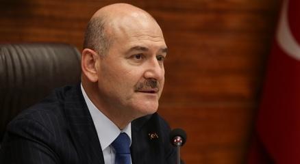 İçişleri Bakanı Soylu: 'Temmuz ayından itibaren ekonomi atağa kalkacak'