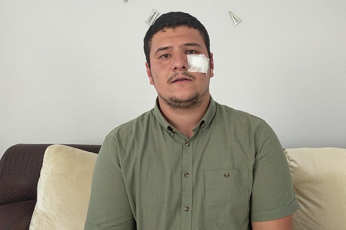 Saldırıya uğrayan İHA muhabiri Akşener'i yalanladı