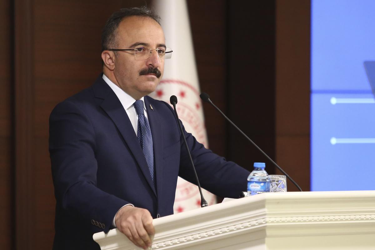 İçişleri Bakanlığı Sözcüsü Çataklı: 'Haberlerde iddia edilen miktarlarda bir sayısal eksiklik söz konusu değil'