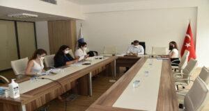 Yunusemre Belediyesi ve UNCHR mültecilerin yanında