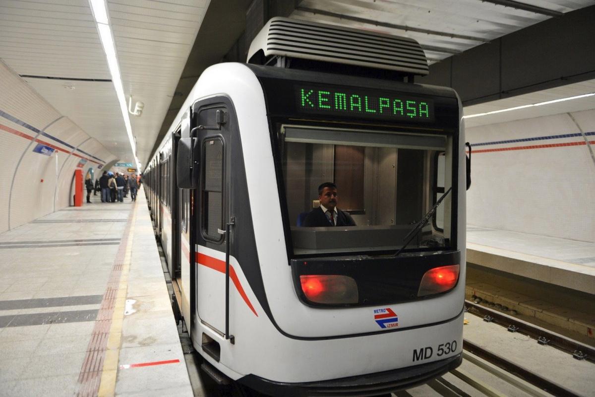 Kemalpaşa metrosu için ilk adım atıldı