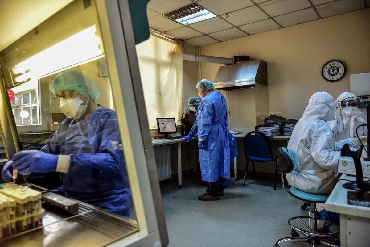 Son 24 saatte korona virüsten 145 kişi hayatını kaybetti