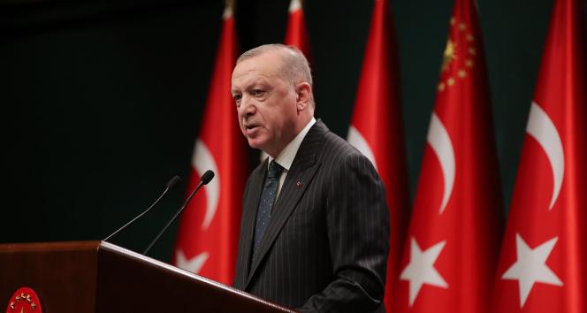 Cumhurbaşkanı Erdoğan: 'Merkez Bankası rezervleri 118 Milyar doları aştı'