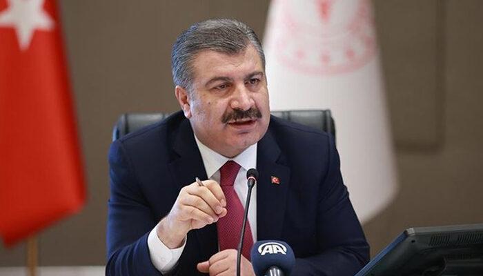 Okullar kapatılır mı? Sağlık Bakanı Koca'dan yüz yüze eğitim açıklaması